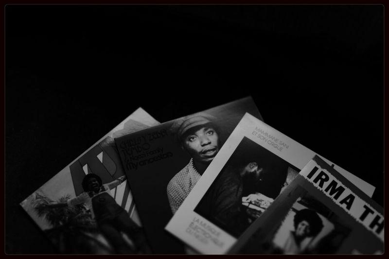 Vinyl Music Blackandwhite Monochrome