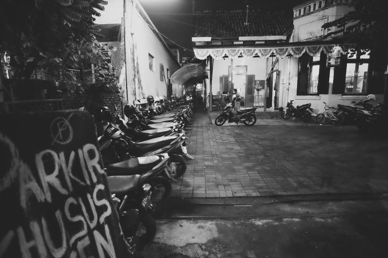 traditional VIP parking Aaaqhaaa Streetphotography Street Photography Blackandwhite Photography Streetlifestyle Built Structure Day Indoors  Adventures In The City