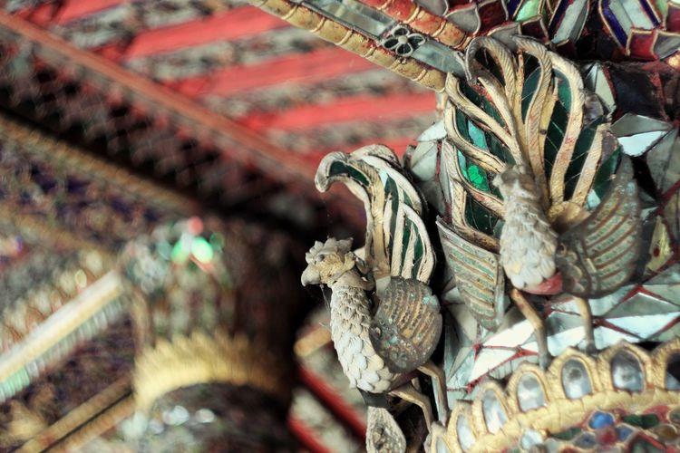 Thai Rope Close-up