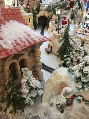 Christmas High Angle View Architecture Outdoors Built Structure Building Exterior Day Nature