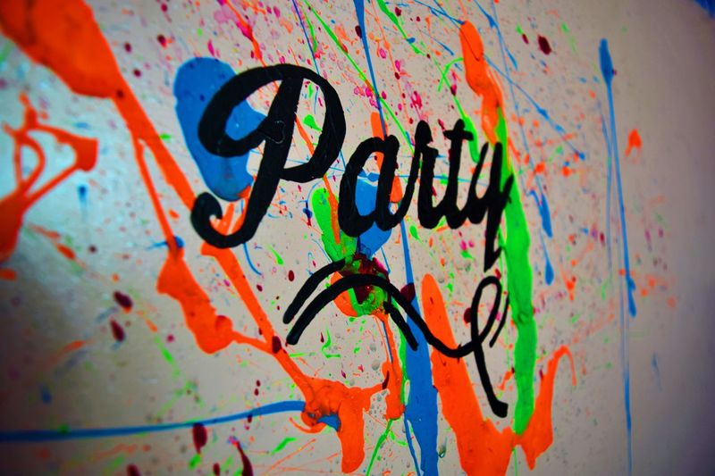 Graffiti Multi Colored Close-up Weathered No People Day Outdoors Built Structure Architecture Room Colors Party Caligraphy Art Is Everywhere Indoors  Text