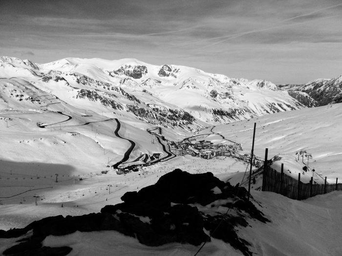 Hi! Enjoying Life Hello World Ski Goodday Winter Life Montagne Sun ☀️❄️⛄️?