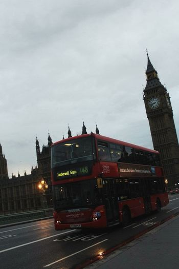 She will never be enough to me London 2012 Big Ben Westminster Bus Double Decker Bus On The Bridge Memories Holiday Streetphotography