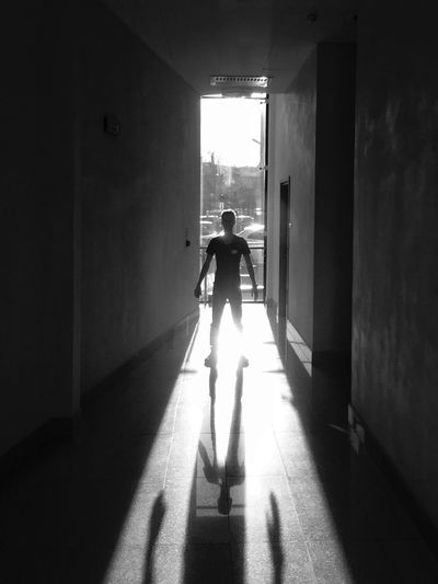 Exposed To Sunlight Wejherowo 5 December 2015 Iphone 6 Plus IPhoneography Bnw_collection Bnw_life Bnw Silhouette Streetphotography Streetphoto_bw Poland Wejherowo People Sunlight Corridor Shadow Light And Shadow Masterpiece Masterphotographer IPSCreative IPS2016People