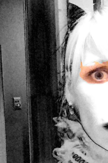 I'm Crazy And Iknow It Hello World Taking Photos Cat Face ))) Boo