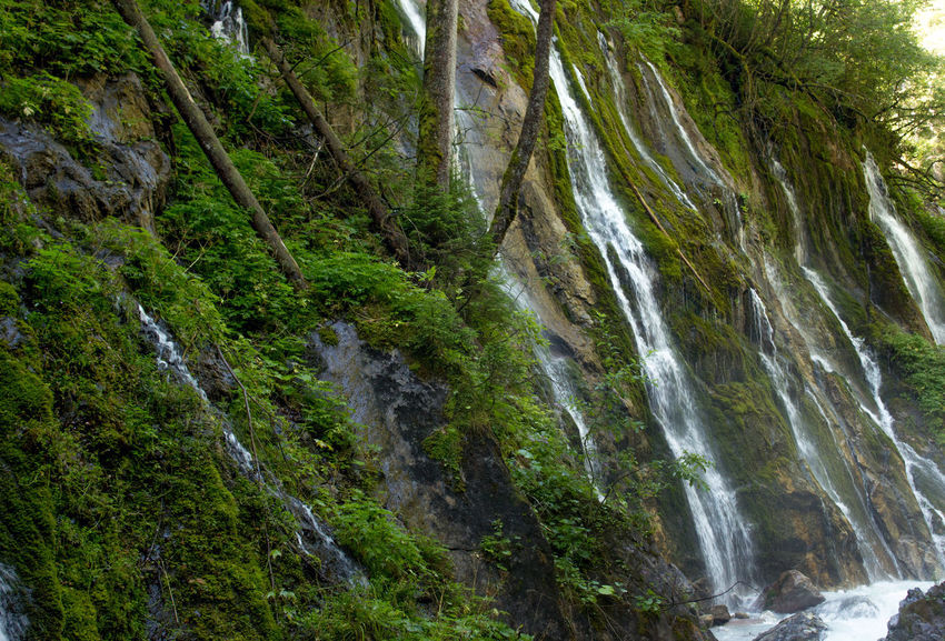 Beauty In Nature Chasm Gorge Landscape Landscape_Collection Nature Outdoors Ravine Waterfall No People Water Outdoor Photography Nature Photography Nature_collection Beautiful Nature