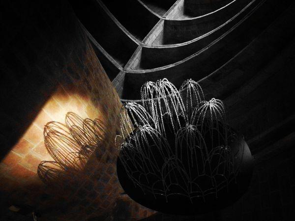 Pattern Indoors  Backgrounds Night No People Maquette Maqueta Arquitecture Gaudi Lapedrera Barcelona♡♥♡♥♡ Gaudì Architecture Work Architecture Art