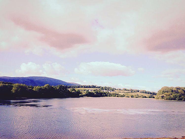 Finally feels like summer woo Water Lake Sun EyeEm Nature Lover Hills Scotland Eye4photography  EyeEm Best Shots EyeEm Best Edits EyeEm Gallery