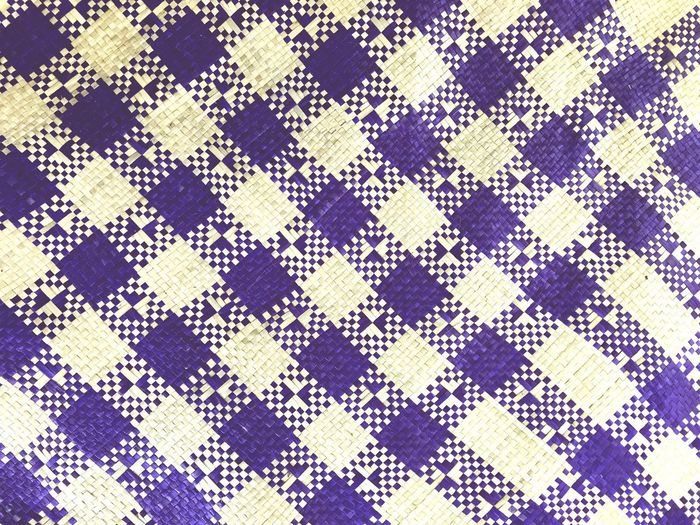traditional mat pattern of tikar mengkuang i Backgrounds Pattern Textured  Repetition Purple Abstract Pixelated Met Mat Tikar Mengkuang Malaysian