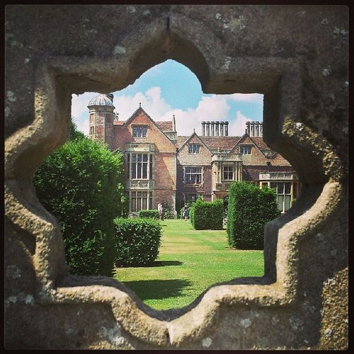 Framed Stately Summer Summerholiday britain @CharlecoteNT