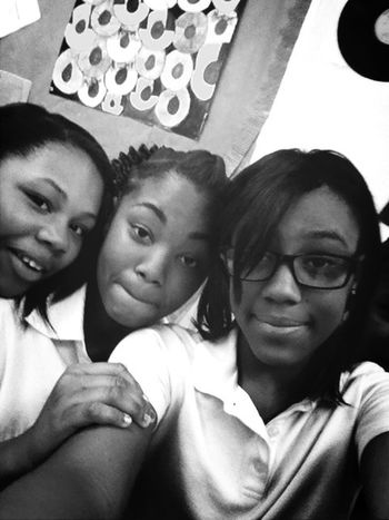 At School With Friends