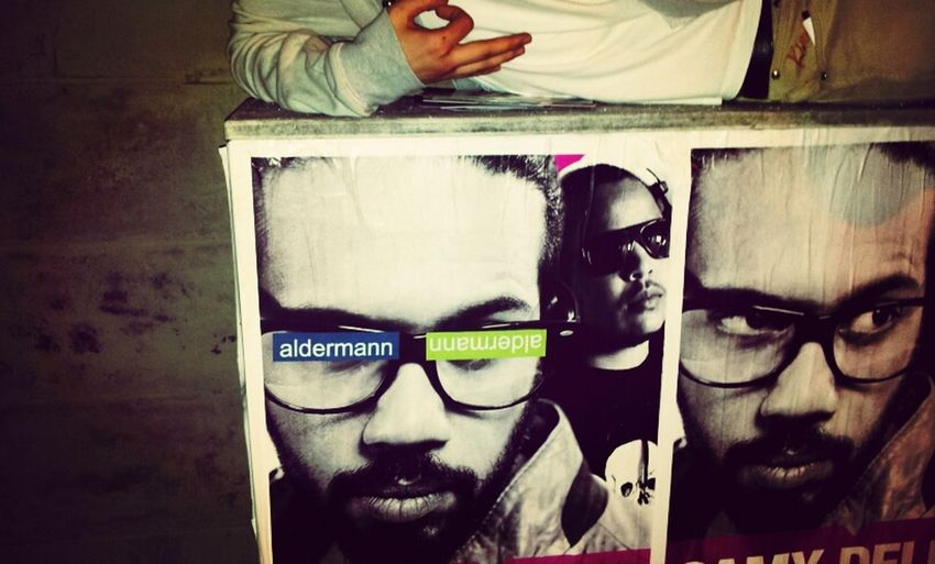Hanging Out Germany Samy Aldermann