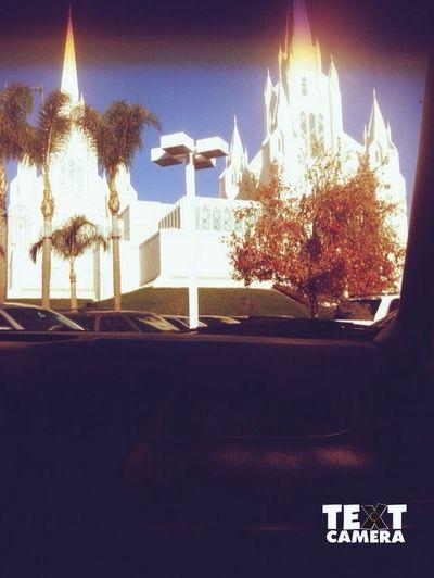San Diego's Temple