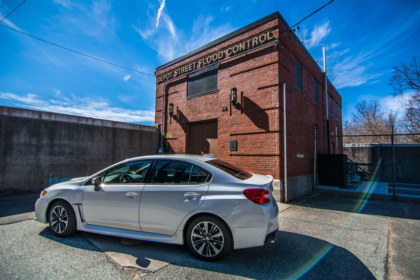 2017 Subaru WRX Architecture Building Exterior Built Structure Car Day No People Outdoors Transportation White Crystal Pearl