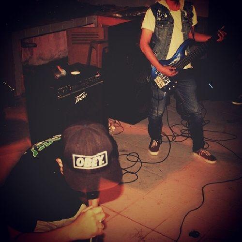 Ripmovement Refusetoobey Rengat Riau hardcorepunk scretmision gig singalong moshpit