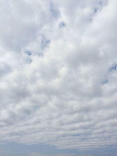 少ししましま… IPhoneography Clouds And Sky