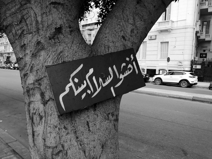 #monochrome #blackandwhite #streetphotography #tree #MobilePhotography #honorview10 #peace #MESSAGE #islam