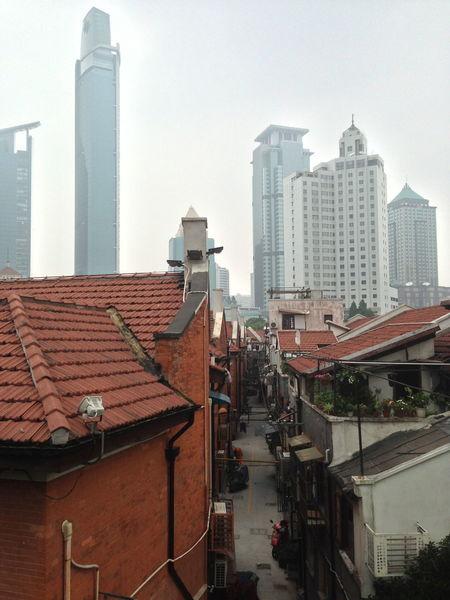 Shanghai Shanghai, China Development Rich V Poor Shanghailife Shanghai❤