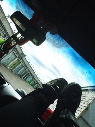 Nature Sky Day Window Lifestyles Shoe Camouflage Daewoo Korando