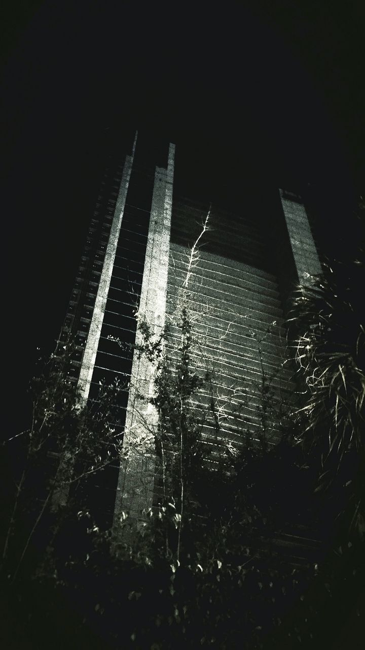 night, no people, architecture, outdoors, built structure, illuminated, close-up, nature