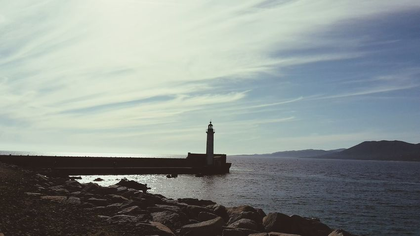 Corse Propriano Lighthouse Afternoon Walk Springtime Beyondthesunset Relaxing
