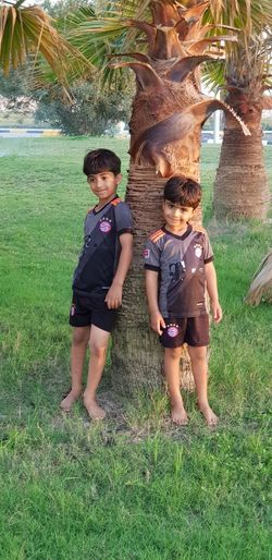Childhood Boys Child Men Males  Plant Two People