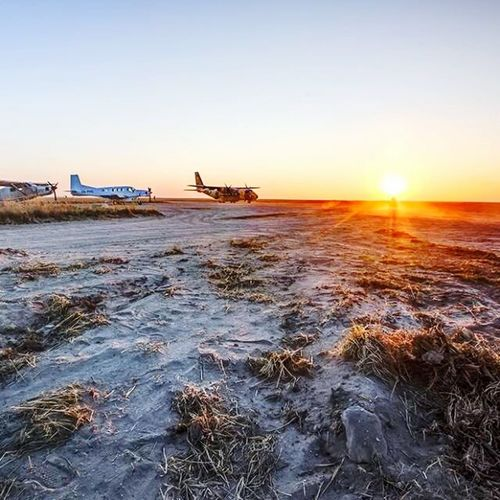Pans Makgadikgadi Pans Sunset Check This Out Makgadikgadi epic 2016 Aircraft 43 Golden Moments Adventure Club