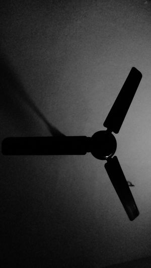 Fan Shadow Indoors  No People Seeling Silhouette Blackandwhite Blackandwhite Photography Memories Blackandwhitephoto Blackandwhitephotography