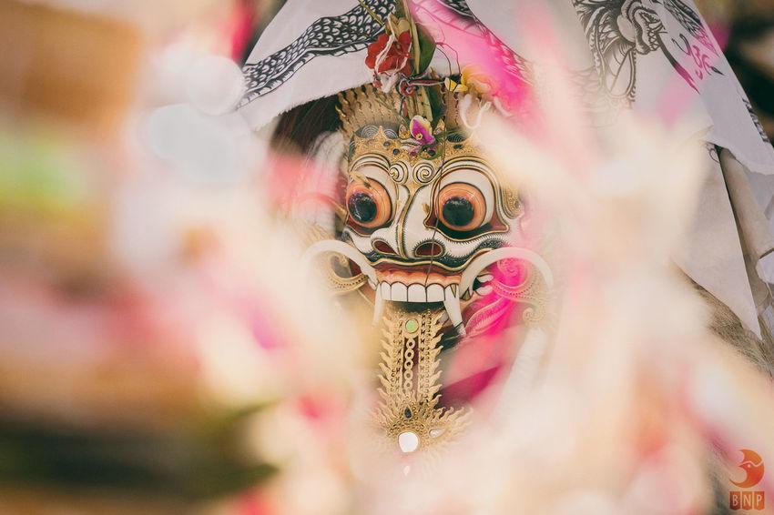 Rangda Bali Asian Culture Culture Mask