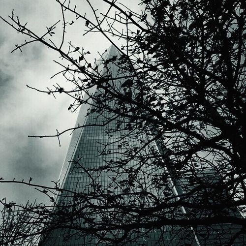 The One World Trade Center My Art, My Soul... Looking Up Grayscale Mystery.