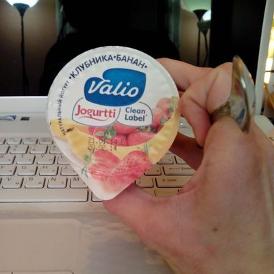 #valio #валио #йогурт #2014 2014 йогурт мирдолжензнатьчтояем Valio валио