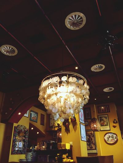 Liebe diese Lampe Lamp Lunch Mexico Refuah