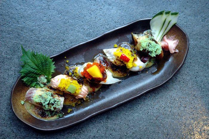 Aburi Sushi Food Food Photography Foodie Foodphotography Foodporn Healthy Eating Japanese Food Sushi
