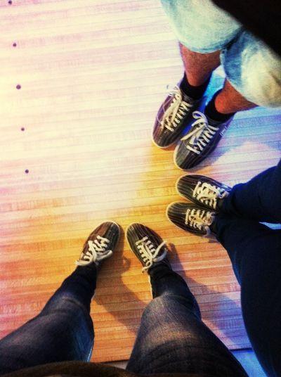 Friends Bowling