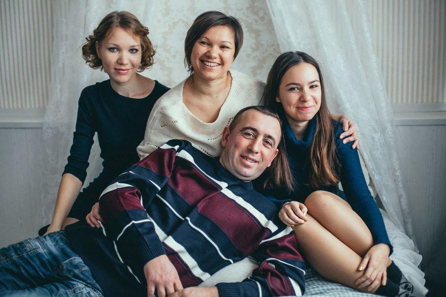 самые классные родители:) Parents Me Family_foto