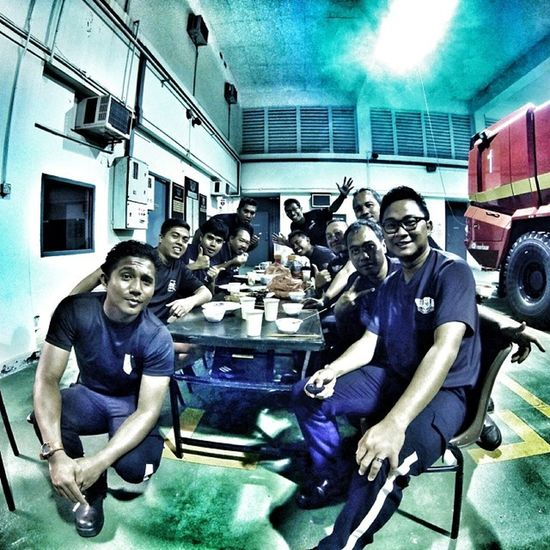 Gopro Gopole Firefighter Crazybunch