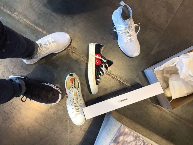 Sneakers Sneakersaddict Commedesgarcons Shoe Streetwear Streetfashion