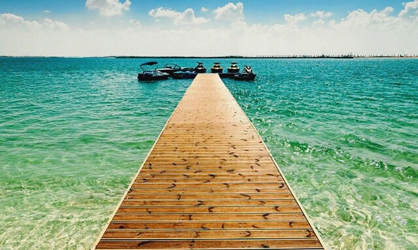Beach holiday ⛵️ Crystal Clear Waters Sea Water Going On A Boat Ride Love For Beach ❤️ ✨