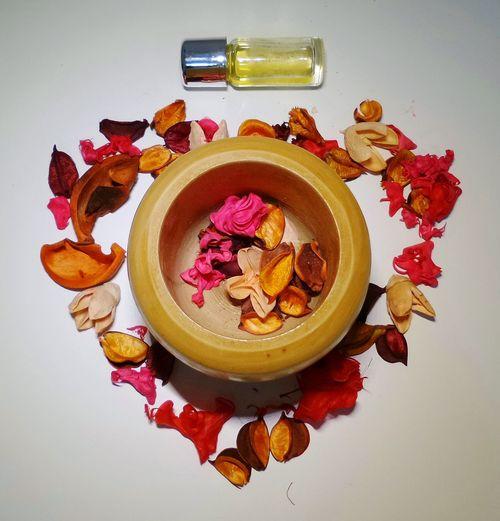 Natural Materials Wood Art Aromatherapy Flower Scent Dried Flowers Pot Pourri Essentialoils Natural Beauty Fragrances Deodorant  Good Smell WoodArt