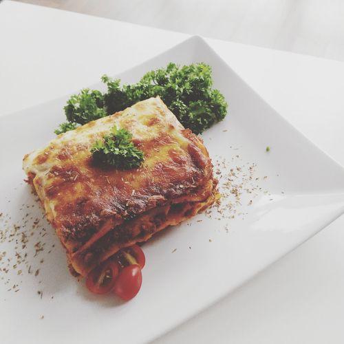 Lasagna Homemade Foodporn Photoshoot