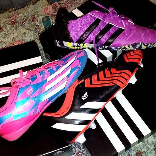 Adidas Futsal Soccer KY7 Prodirectsoccer Beautiful Soccer 3 Bandes Sheygey F50 Predator Instinct Sala In Love Stay Cool Babies