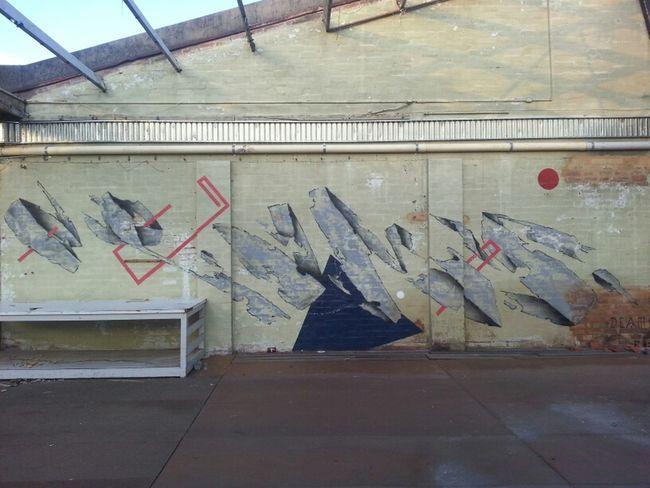 Graffiti Streetart Urbex Deams