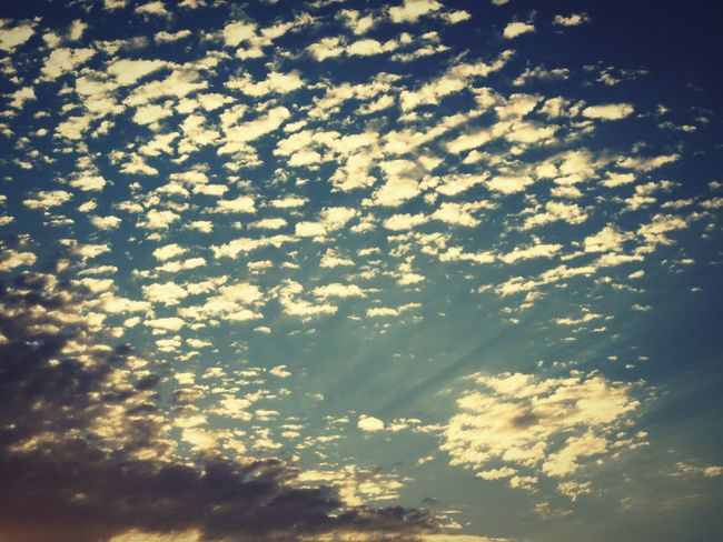 Pretty Skies ⛅⛅⛅ Sky_collection Pastel_power Check This Out Sunlight Through Clouds 43 Golden Moments Sky_collection Sun_collection Skyporn Nature_collection Fine Art Photography Blue Sky Blue Sky And Clouds Showcase July