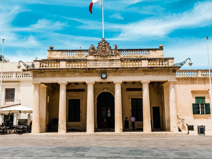 Architecture Built Structure Building Exterior History The Past Sky Travel Destinations Architectural Column Government Politics And Government Tourism Travel Entrance No People
