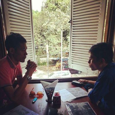 Akhirnya...nyampe juga di Makaroni Panggang Bogor...Kamerahpgw_Kupang Kamerahpgw Sonyxperiaid Sonyxperiaz1 xtraordinarynoya