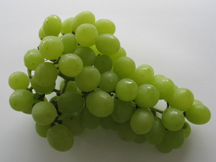 Trauben Fruit Healthy Lifestyle Agriculture Grape Bunch Close-up Green Color Food And Drink
