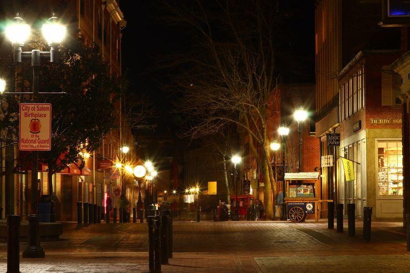 Essex Street Salem Massachusetts