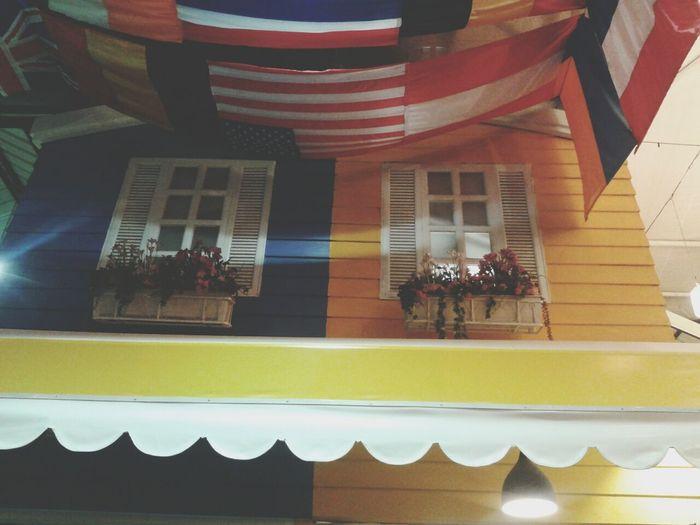 Dream House Colorful Fantastic Love