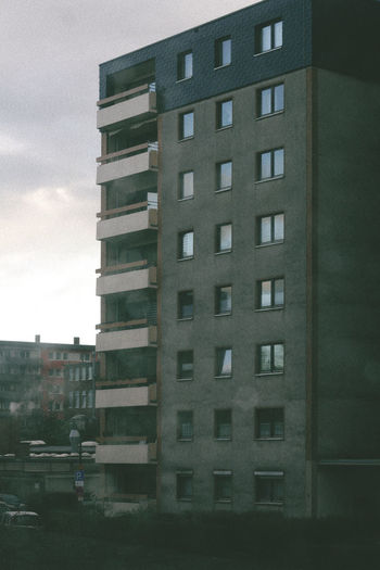 View of residential building