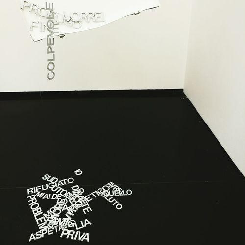 Inesfontenia Ilprimodellanno2017 Artandpolitic Watchinart Deriveapprodi Blackandwhite Contemporaryart Artworks Rome Camminandoneimusei 2016